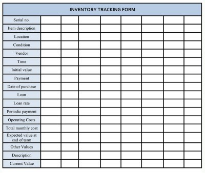 inventory-tracking-form