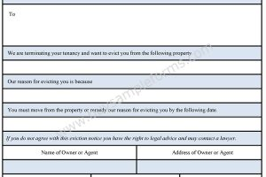 Sample Landlord Forms