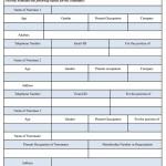nomination formbuy sample forms online buy sample forms online. Black Bedroom Furniture Sets. Home Design Ideas