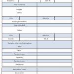 Sample Rent Receipt Form Word Document