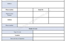 Download Release of Liability Consent Form Template in Word Format