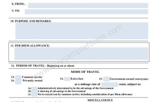 Trust Accounting Forms