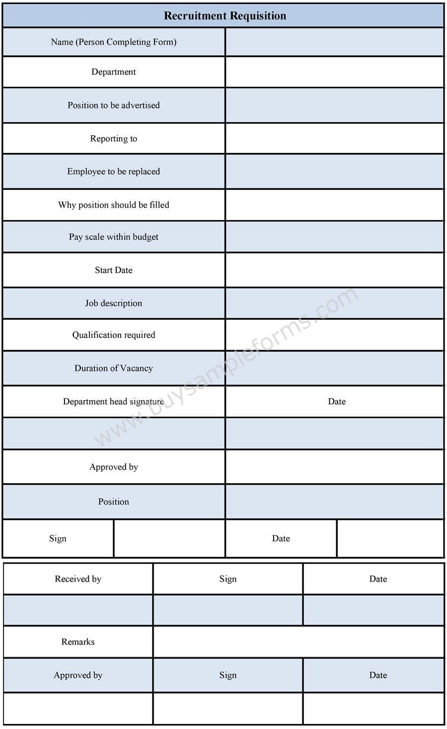 advertising order template