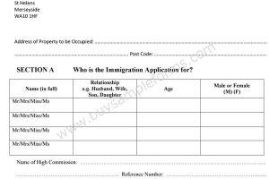 Property Assessment Form